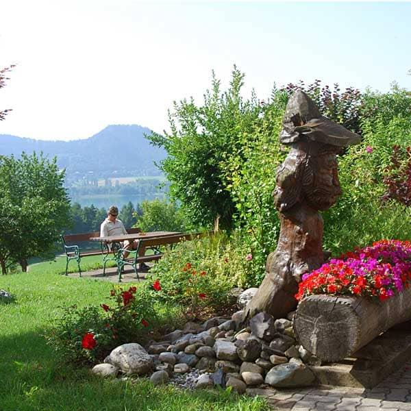 Naturidyll am Längsee in Kärnten