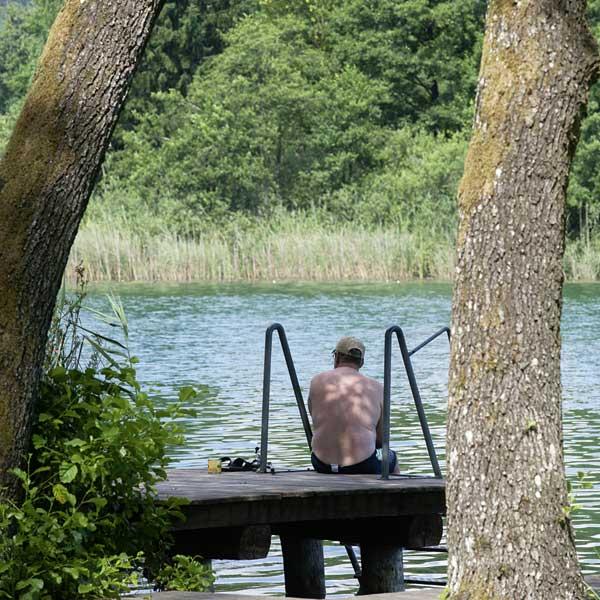 Erholung am Längsee in Kärnten