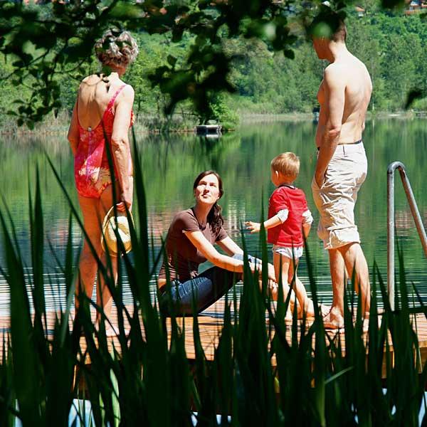 Familienurlaub am Längsee in Kärnten
