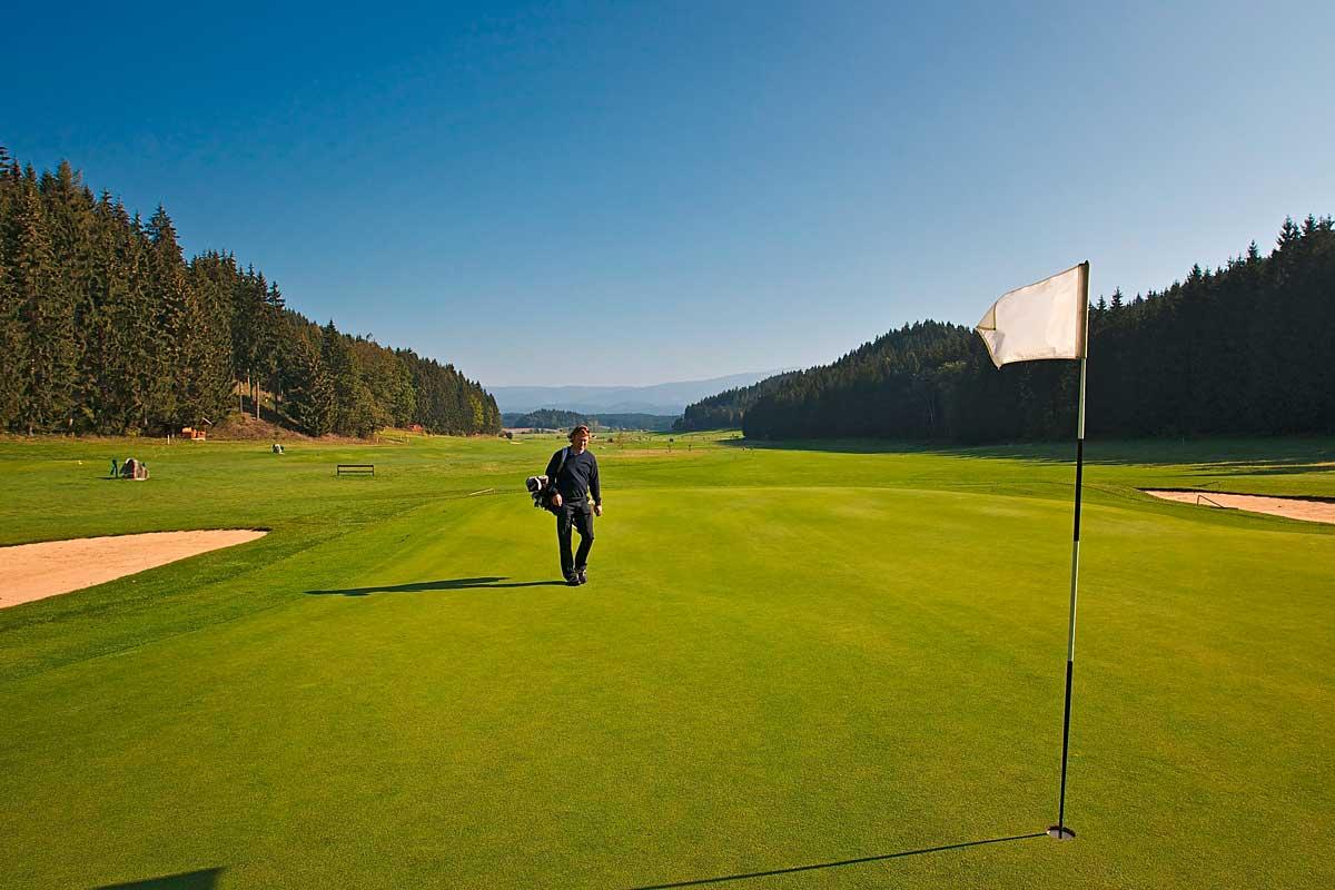 Golfen in Kärnten am Längsee