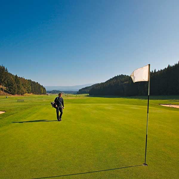 Golfurlaub am Längsee in Kärnten