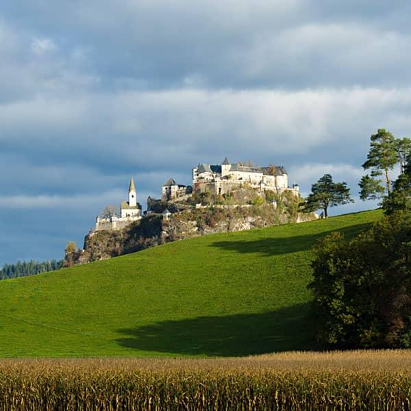 Burg Hochosterwitz am Längsee in Kärnten