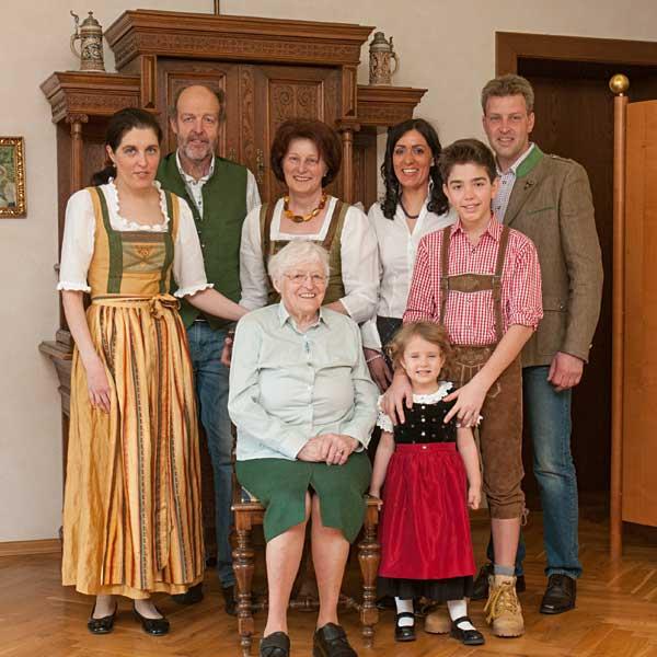 Familie Schratt vom Hotel Seehof am Längsee