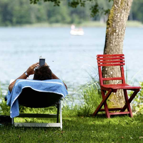 Sommerurlaub am Längsee in Kärnten
