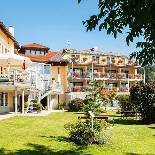 Hotel Seehof am Längsee in Kärnten